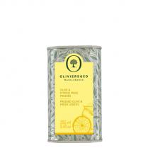 Olive & Citron frais pressés