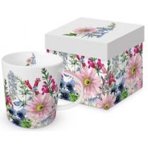 Coffret Mug Fleurs