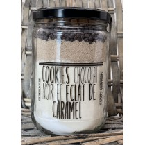 Cookies Chocolat Noir et...