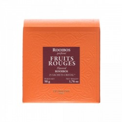 ROOIBOS FRUITS ROUGES, 25...