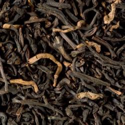 Thé Noir Earl Grey Déthéiné