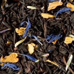 Thé Noir Earl Grey Fleurs