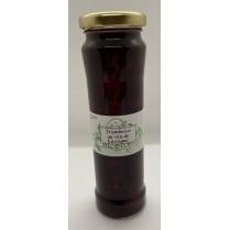 Framboises au vin de Gascogne