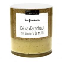 Délice d'artichaut aux...