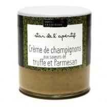 Crème de champignon, truffe...